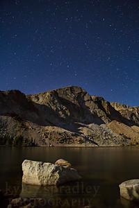 Lake Marie at Night