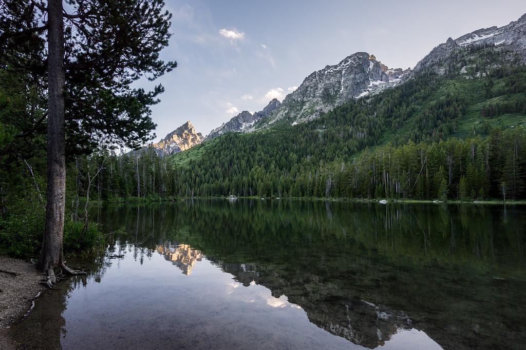 String Lake Tetons NP
