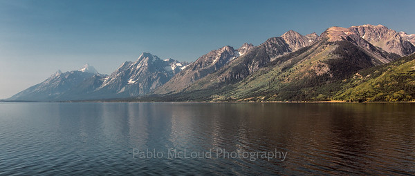 Tetons in Repose