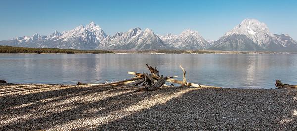 Teton Lake View