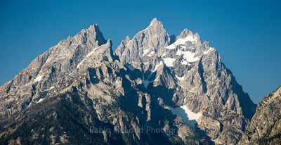 Grand Teton Up Close