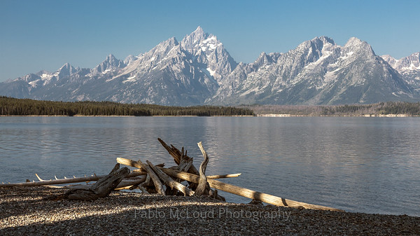 The Impressive Grand Tetons