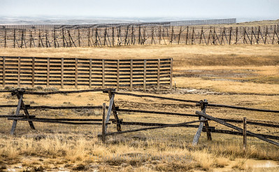 How Many Fences Make Good Neighbors