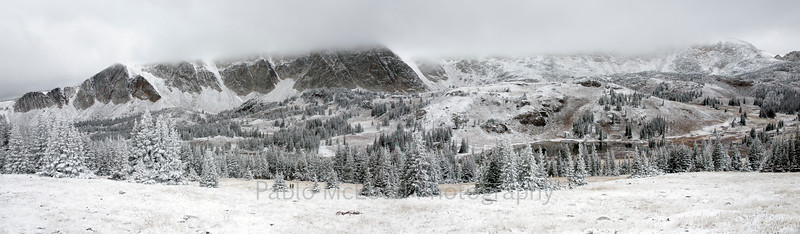 Snowy Pass Panorama