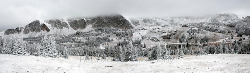 Snowy Pass Panorama
