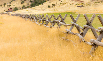 Iconic Western Rails