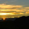 Sunset near Boysen Reservoir, Shoshoni, Wyoming