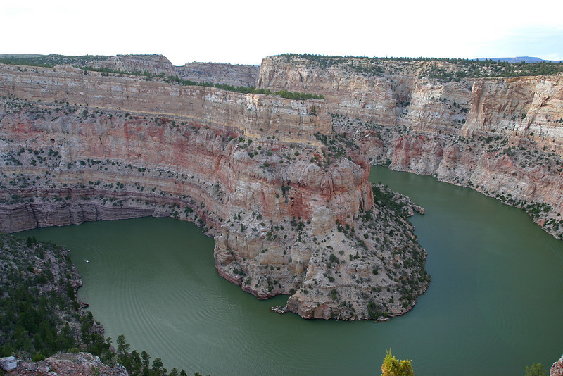 Fremont Canyon, Alcova Reservoir, Casper, Wyoming