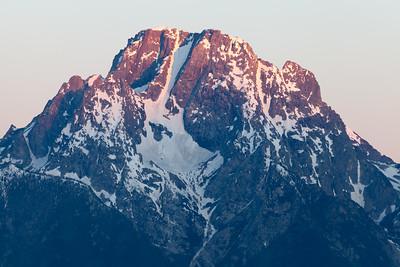 Mount Moran, Teton Mountains