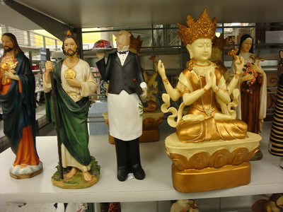 Various deities