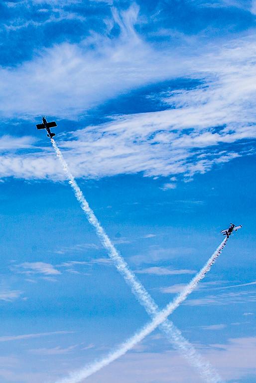 Costa Rica First X Air Show Puntarenas
