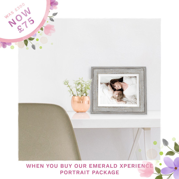 04 Emerald Mother's Day Sale Ads frames