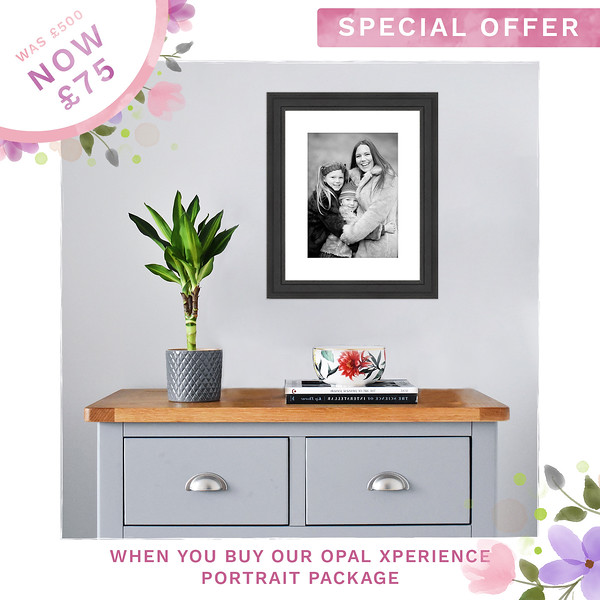 06 Ruby Special Offer Mother's Day Sale Ads frames