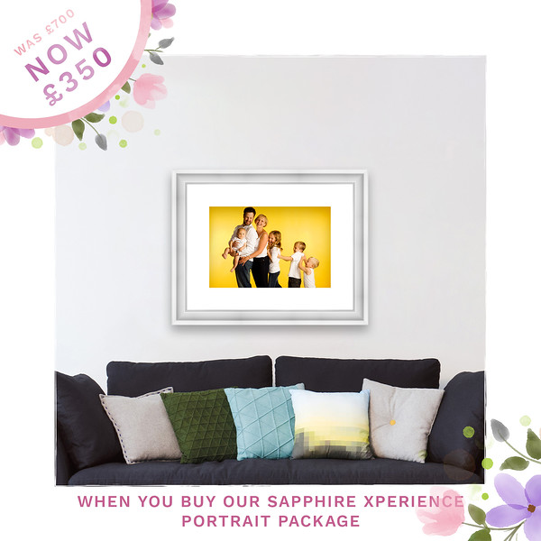 02 Sapphire Mother's Day Sale Ads frames