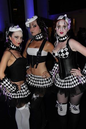 X-Masquerade Balls