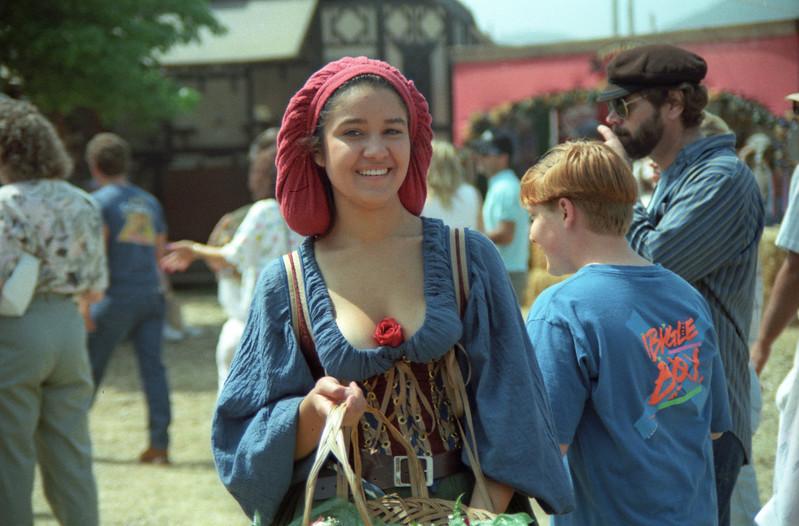 Photos from the Devore Renaissance Faire 1986-1993