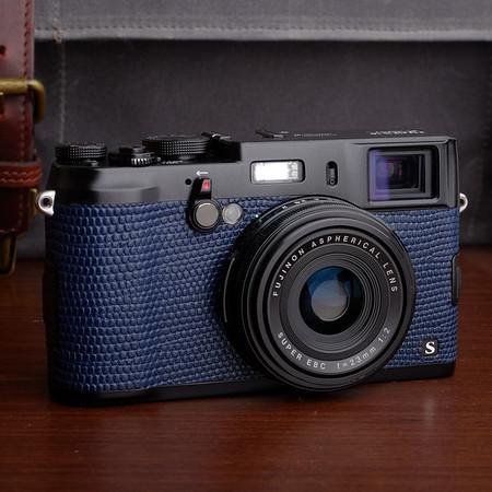 Fujifilm X100S Blue Lizard X-Signature