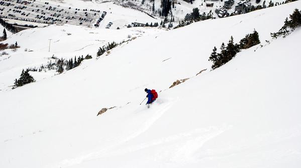 x-mas eve LCC ski