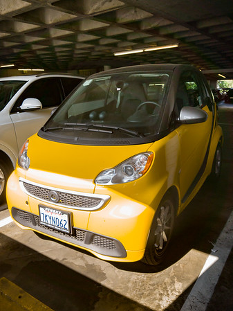 Speaking of EVs, an electric Smart ForTwo would seem to be a no brainer except that the range is just far too limited...and I hear its handling is uninspired