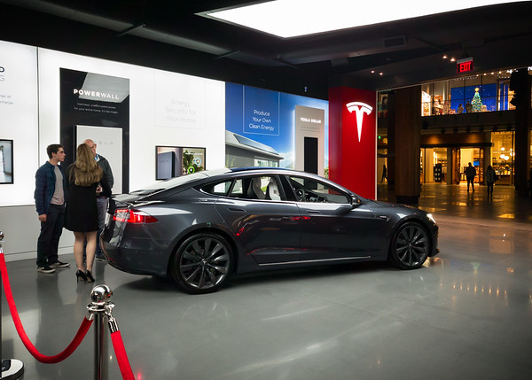 Tesla Model S for adults...not available as a referral prize