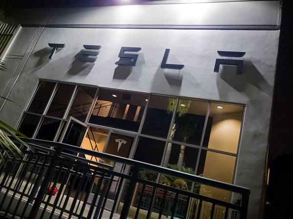 This is my third visit to Tesla's Marina del Rey Delivery Center