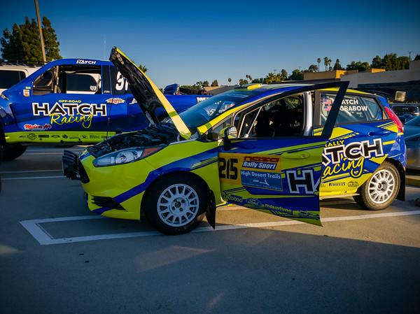 Hatch Racing hot hatch...a Ford Fiesta rally hot hatch