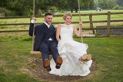 Melissa & Paul - Eastington Park - Gloucestershire