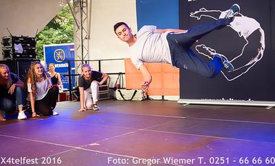 Kreuzviertelfest 2016 Münster