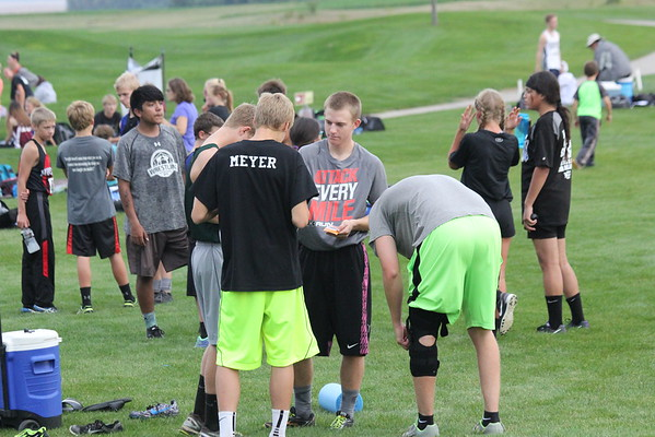 XC at The Ridge in Sioux Center