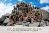 4x6 Coronado XC Team Hotel Del Rocks