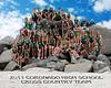 8x10 Coronado XC Team Hotel Del Rocks
