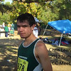 Chris after his race