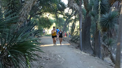 Hill circuits with San Diego Track Club