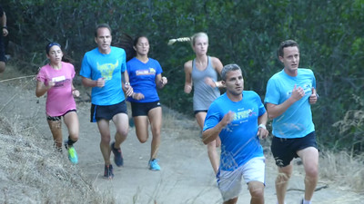 Training with the San Diego Track Club