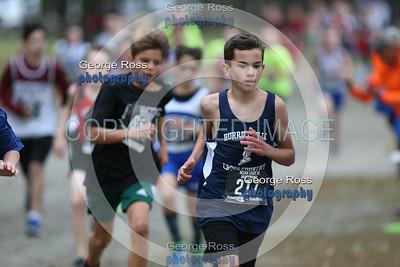 2017 Ocean State XC, 6th Grade Boys