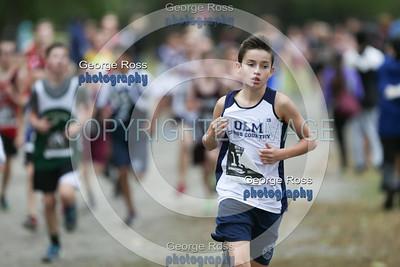 2017 Ocean State XC, 7th Grade Boys