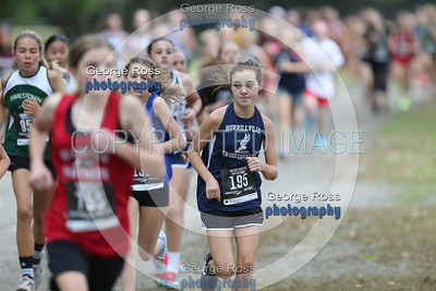 2017 Ocean State XC, 7th Grade Girls