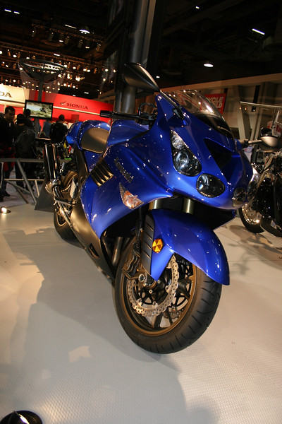 MORE OF THE  ZX - 14