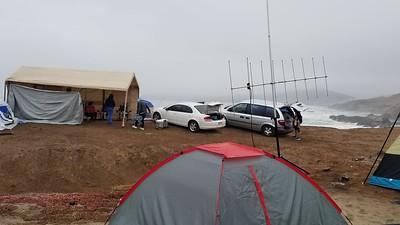 XE2BNC CREBC Field Day 2018
