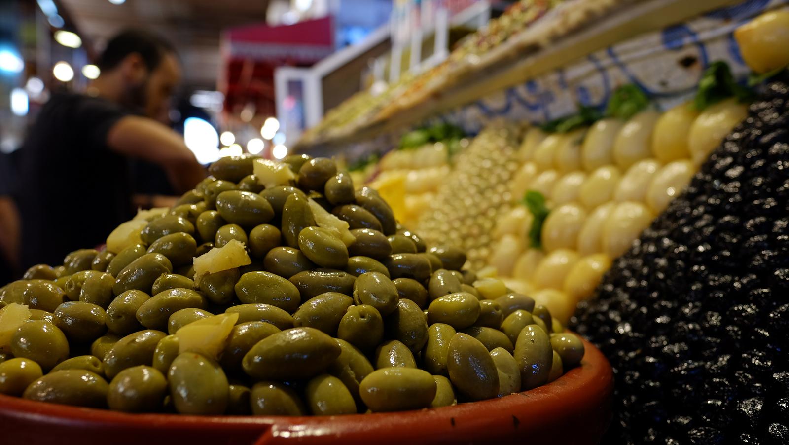 Fujifilm xf16mm olives morocco