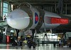 At 0805 XH558 awaits the tug<br /> By Correne Calow.