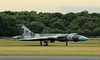XH558 taxies back to stand<br /> By Louise Barwell