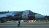 XH558 at rest by 1742<br /> By Lousie Barwell.