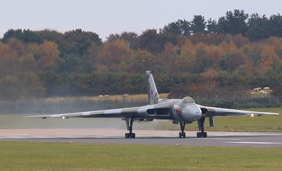 XH558 with power on By Correne Calow.