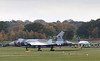 XH558 exits Engine Test Bay<br /> By Correne Calow.