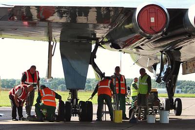 Ground Engine Runs...........29th July 2017