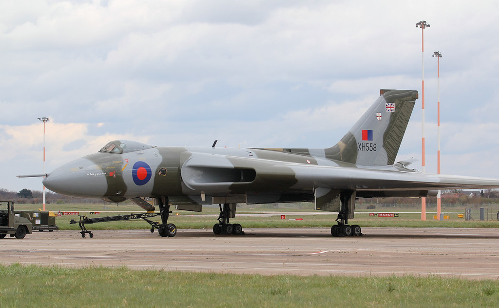 Parked on stand 16.<br /> By Jim Calow.