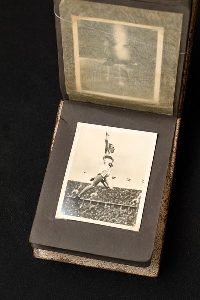 Álbumes de las olimpiadas de 1936 en Berlín