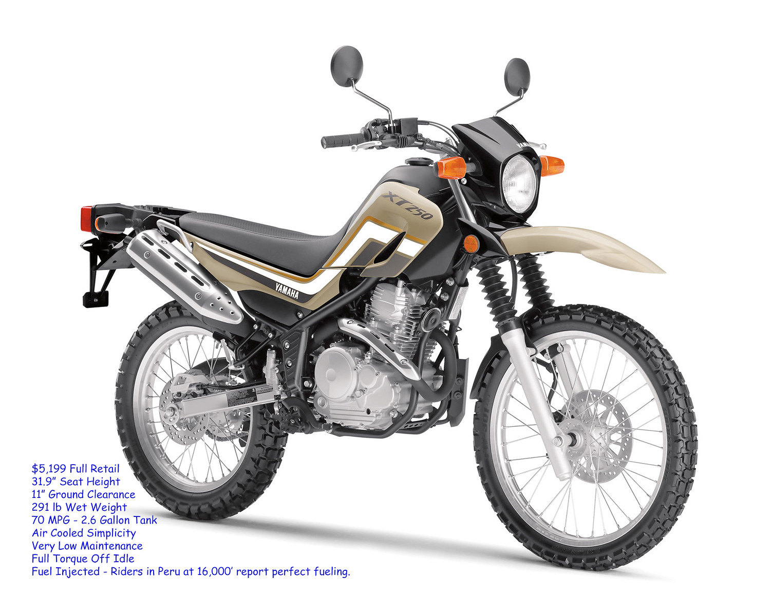 Yamaha XT250 Thread - All things related to the XT from