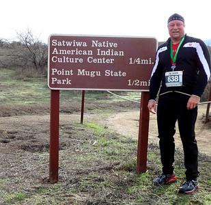 XTERRA Boney Mountain Trail Run, Thousand Oaks, CA January 17, 2016